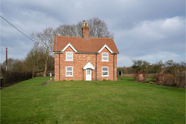 Thumbnail Detached house for sale in Fenside, Spilsby