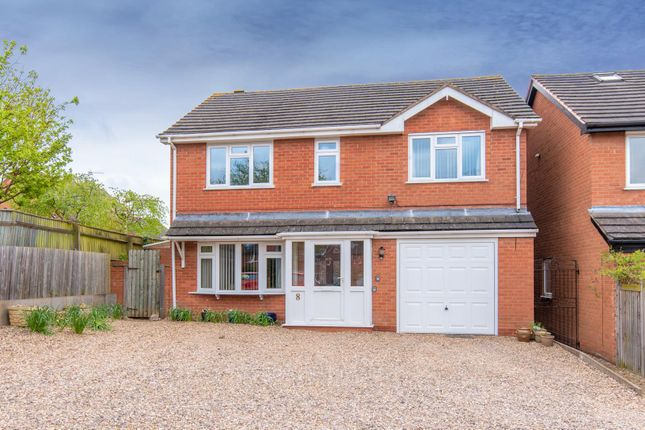 Thumbnail Detached house for sale in Cox Close, Bidford-On-Avon, Alcester