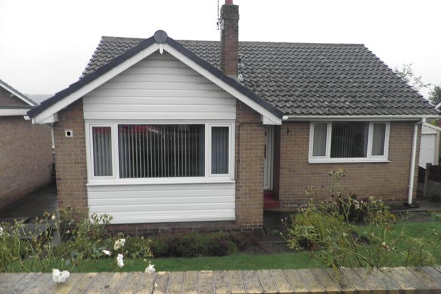 Thumbnail Detached bungalow to rent in Spring Vale Avenue, Worsbrough, Barnsley