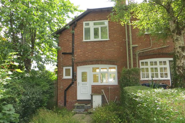 Thumbnail End terrace house to rent in The Square, Harborne, Birmingham