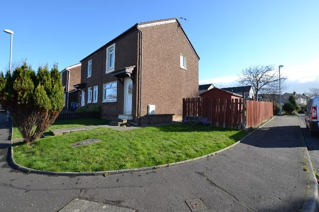 Thumbnail Semi-detached house to rent in Craigspark, Ardrossan, North Ayrshire