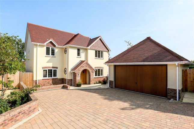 Thumbnail Detached house for sale in Abbots Way, Longwell Green, Bristol