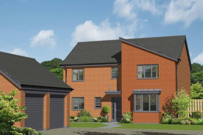 Thumbnail Detached house for sale in Plot 16, The Willerby, Hansons View, Kimberley, Nottingham