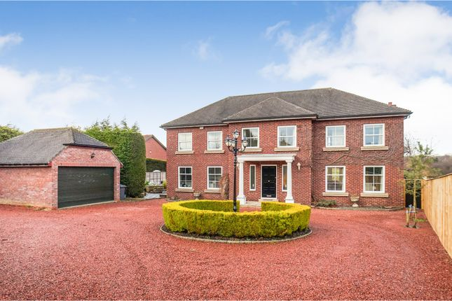 Thumbnail Detached house for sale in High Green, Newton Aycliffe