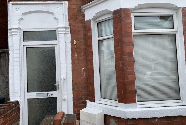Widdrington Rd, Coventry CV1