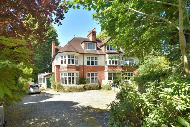 Thumbnail Flat for sale in Upper Park Road, Camberley, Surrey
