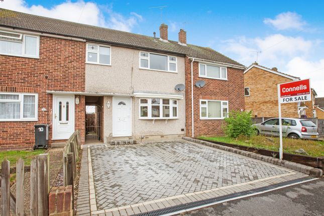 Thumbnail Terraced house for sale in Lime Walk, Chelmsford