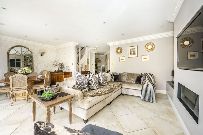 Thumbnail End terrace house for sale in Clearwater Place, Long Ditton, Surbiton, Surrey