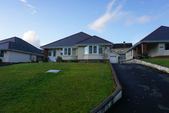 3 bed detached bungalow for sale in Clos Erw Werdd, Cross Hands, Llanelli SA14