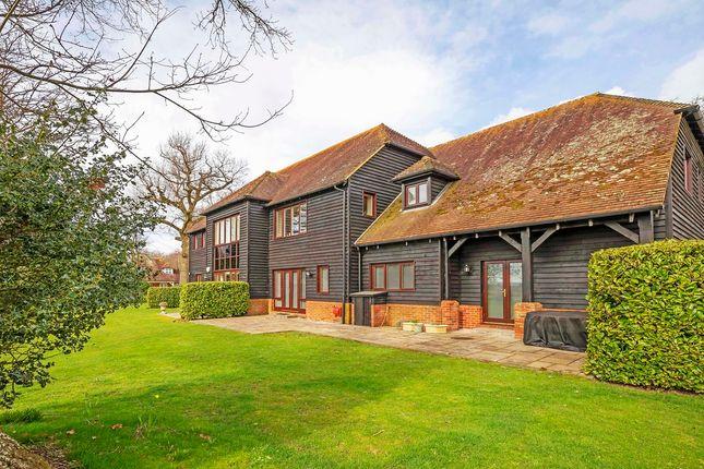 Thumbnail Flat for sale in Shermanbury Grange, Brighton Road, Shermanbury, Horsham