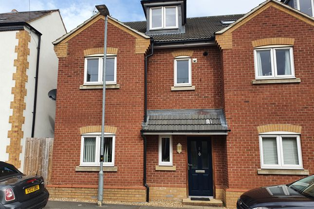 Thumbnail Flat for sale in Orchard Street, Fleckney, Leicester