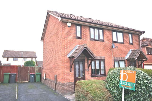 Thumbnail Semi-detached house for sale in Marsh Meadow Close, Telford