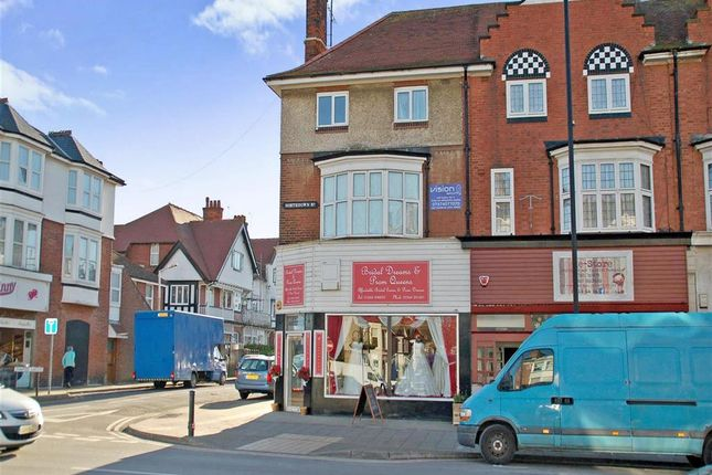 Thumbnail Block of flats for sale in Northdown Road, Margate, Kent