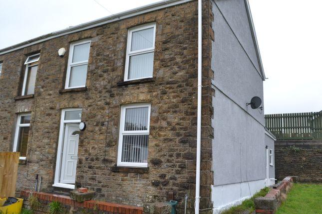 Thumbnail Link-detached house to rent in Bethel Road, Llansamlet, Swansea