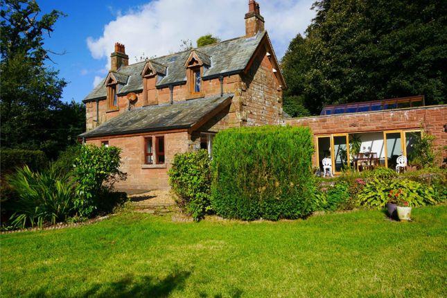 Detached house for sale in Calder Abbey Lodge, Calderbridge, Seascale, Cumbria