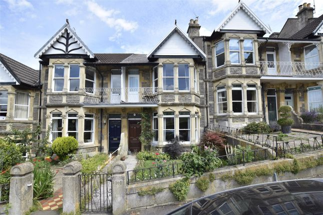 Thumbnail Terraced house for sale in Shakespeare Avenue, Bath, Somerset