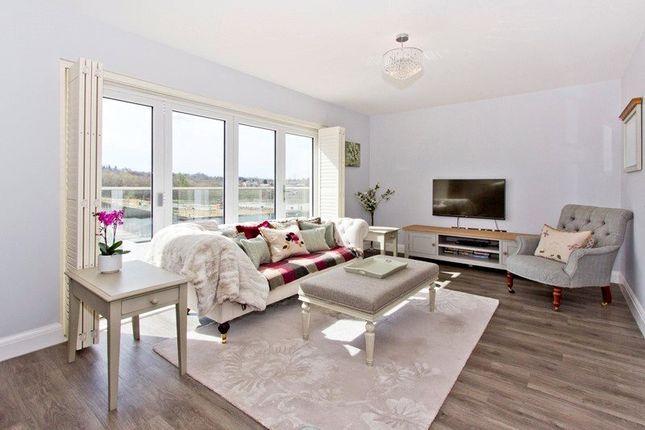 Living Room of The Green, Tunbridge Wells, Kent TN2
