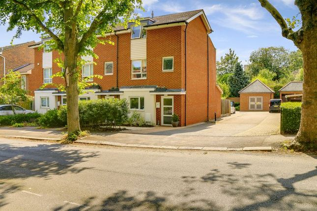 Thumbnail End terrace house for sale in Camborne Road, Sutton