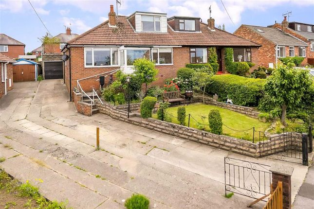 3 bed semi-detached bungalow for sale in Wainfleet Road, Harrogate, North Yorkshire HG1