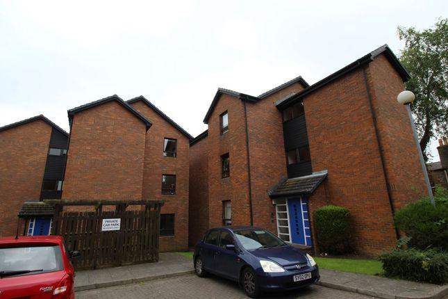 Thumbnail Flat for sale in Shepherds Loan, Dundee