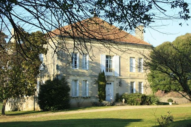 Thumbnail Property for sale in Ste Foy La Grande, Dordogne, France