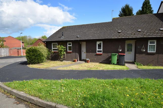 Thumbnail Bungalow for sale in Cumberland Mews, Leegomery, Telford