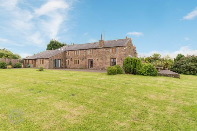 Thumbnail Barn conversion for sale in Harbour Lane, Wheelton, Chorley
