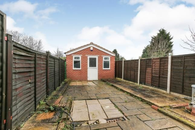 Garden of Old Bromford Lane, Hodge Hill, Birmingham, West Midlands B8