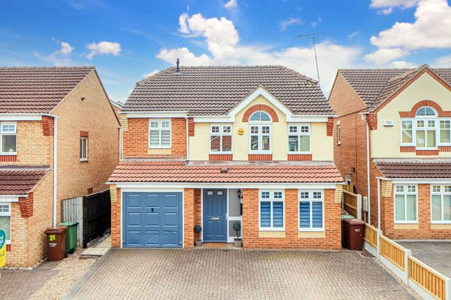Thumbnail Detached house for sale in Carr Beck Road, Whitwood, Castleford