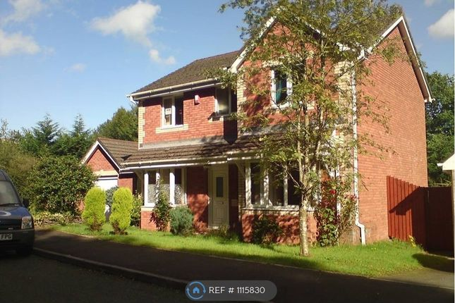 Thumbnail Detached house to rent in Forest Grove, Edwardsville, Treharris