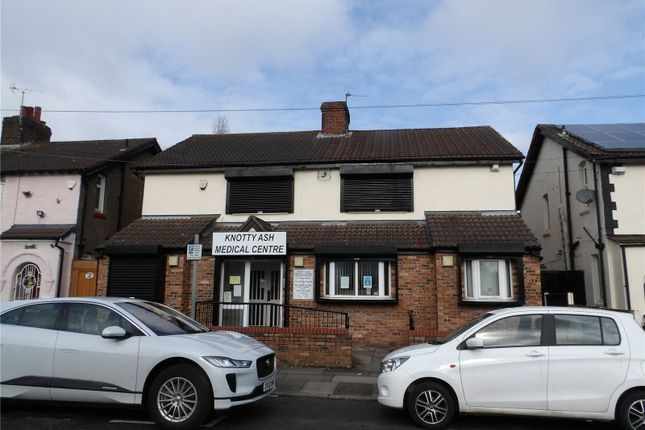 Thumbnail Detached house for sale in East Prescot Road, Liverpool