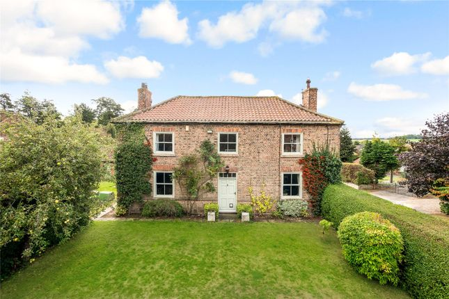 Thumbnail Detached house for sale in Midgeley Lane, Goldsborough, Knaresborough, North Yorkshire