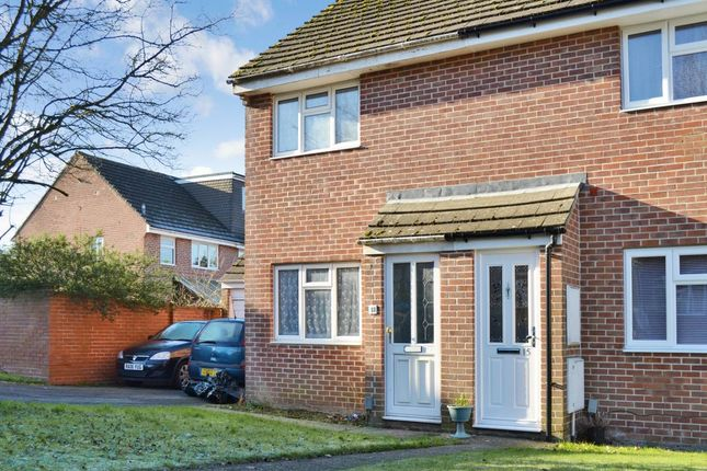 Thumbnail Semi-detached house to rent in Billington Way, Thatcham, Berkshire