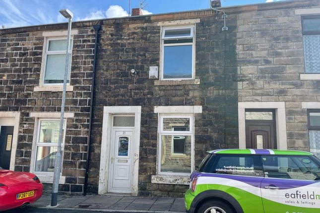 Thumbnail Terraced house to rent in Lee Street, Accrington, Lancashire