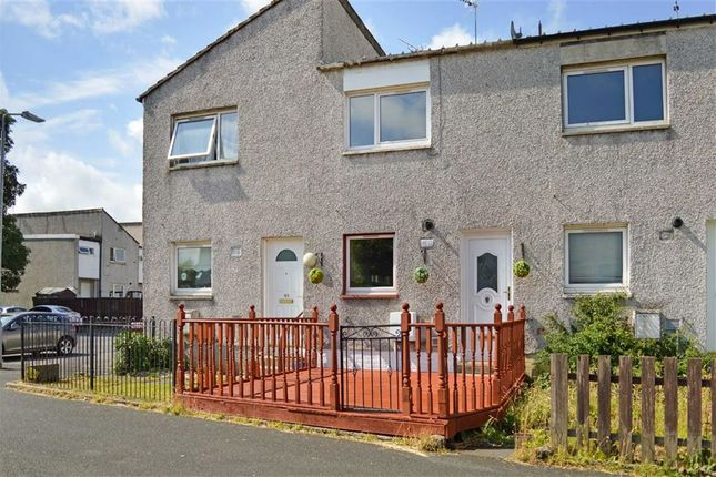 Thumbnail Terraced house for sale in Ness Avenue, Johnstone