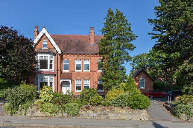 Thumbnail Detached house for sale in St. Bernards Road, Solihull, West Midlands