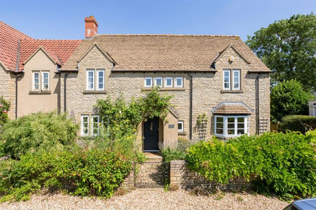 Thumbnail Semi-detached house for sale in Talbot View, Lacock, Chippenham