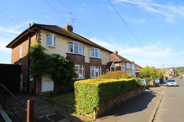 Thumbnail Semi-detached house to rent in Forest View Road, East Grinstead