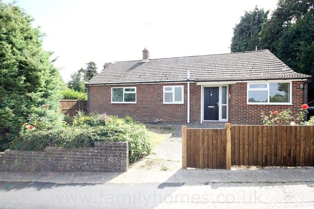 Thumbnail Bungalow to rent in Wheatfield Drive, Cranbrook