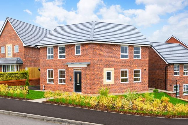 """Thumbnail Detached house for sale in """"Lutterworth- Phase 2"""" at Inglewhite Road, Longridge, Preston"""