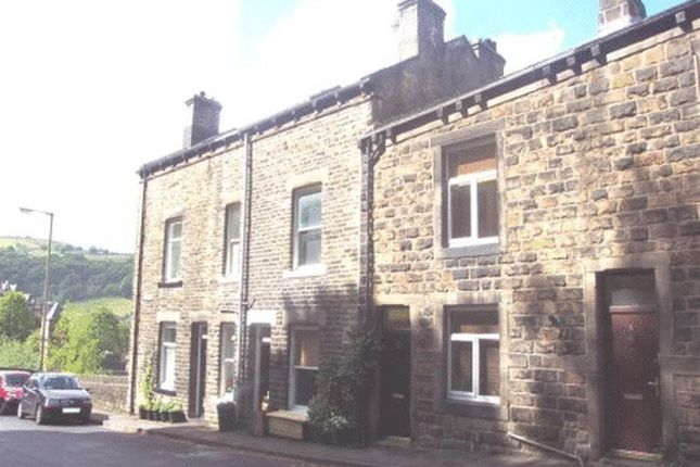 2 bed terraced house to rent in Wood End, Hebden Bridge HX7