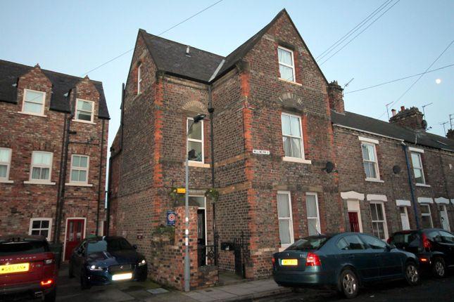 Thumbnail End terrace house for sale in Wellington Street, York