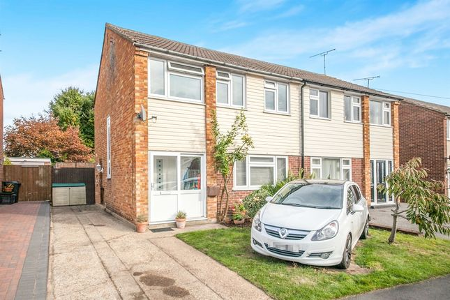 Thumbnail Semi-detached house for sale in Highlands Drive, Maldon