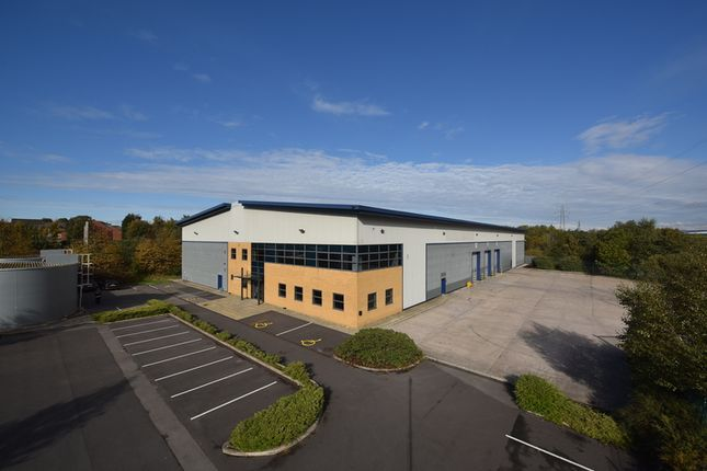 Thumbnail Industrial to let in Yew Tree Way, Golborne, Warrington
