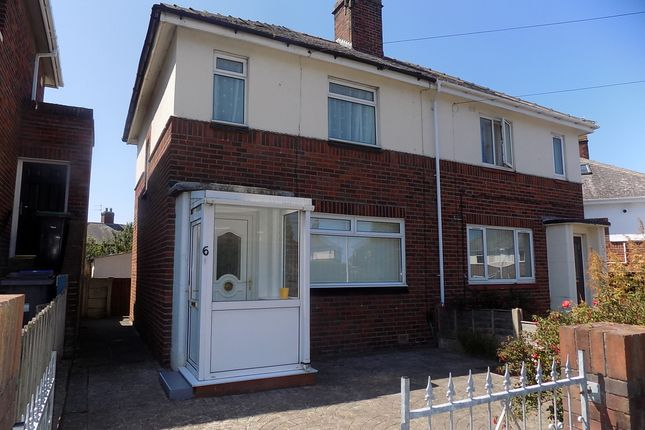 Thumbnail Semi-detached house to rent in Caton Grove, Blackpool