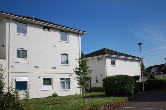 Thumbnail Flat for sale in Heavitree Park, Exeter