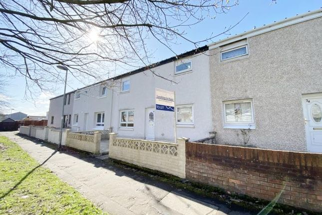 3 bed terraced house to rent in Carron Place, Castlepark, Irvine, Ayrshire KA12