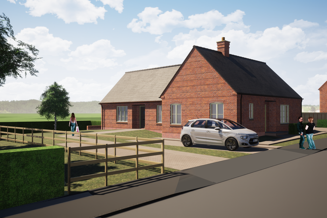 Bungalow for sale in Main Street, North Muskham Newark