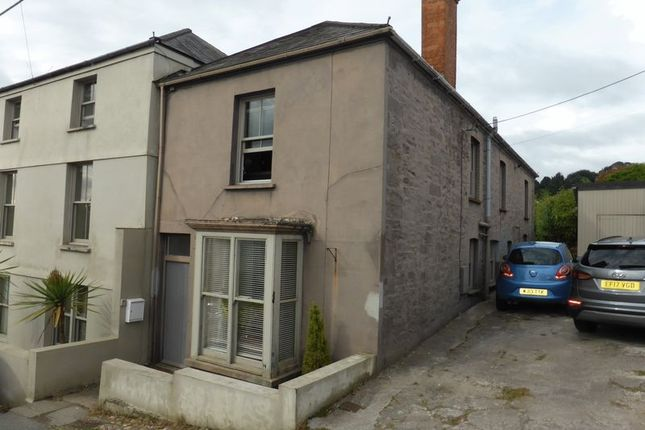 Thumbnail Terraced house for sale in Bodmin Hill, Lostwithiel