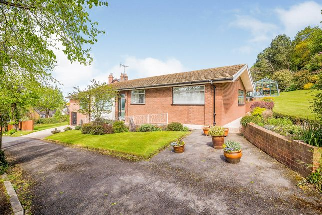 Thumbnail Detached bungalow for sale in Stephens Grove, Helsby, Frodsham